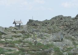 Alpine floor on Babia Góra