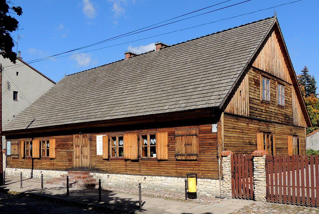 St. Birth House Maksymilian Kolbe (weaving house)