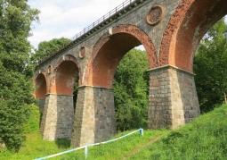 Historic railway bridge - Bytów