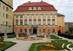 Palace after renovation