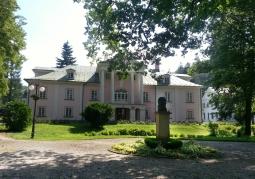 Old Palace - Iwonicz-Zdrój