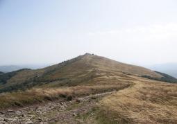 Hasiakowa Rock - Połonina Wetlińska