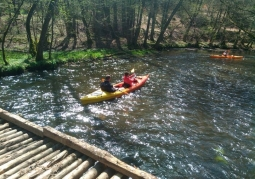 kaszubykajaki.pl - canoeing trips Kaszuby