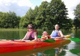 kaszubykajaki.pl - rafting trips Słupia, Łupawa, Kamienica, Wieprza - Modrzejewo