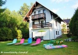 Abel Kaszuby - Cottage at the Rzuno Lake