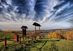 Krzemieniec viewpoint - Dynów