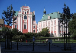 The Basilica of Our Lady of Perpetual Help and Saint. Mary Magdalene - Poznan