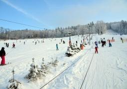 Lądek Zdrój Ski Station