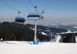 Ski resort of Kotelnica Białczańska