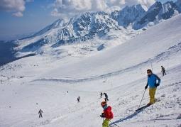 Kasprowy Wierch Ski Resort
