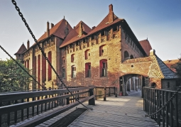 Saint Teutonic Gothic Castle Maria